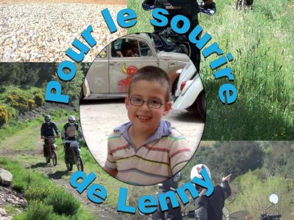 Pour le sourire de Lenny…17 novembre 2013